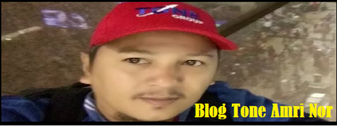 Blog Tone Amri Nor